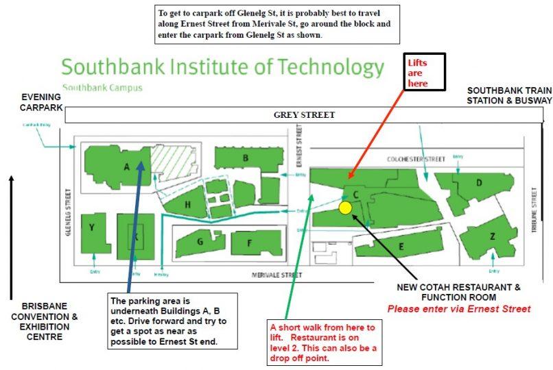 Southbank Tafe Map Southbank TAFE – Queensland Guidance Counselling Association Southbank Tafe Map